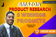 Package: 5 Winning Products: Product Research $5,000+ Bonus