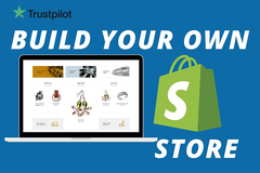 Package: Shopify Store that makes money!