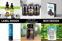 Package: Exclusive & Premium Packaging Design