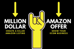 Package: Million Dollar Amazon Offer - Full Listing Copywriting