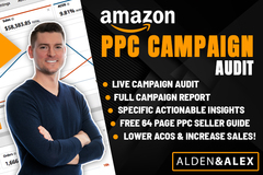 Package: ***SALE*** Amazon PPC Audit