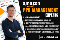 Package: Amazon PPC Management