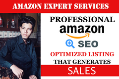 Package: I will write a SEO amazon listing product description