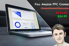 Package: >80% OFF: Amazon PPC Course Launch - over 5 hours of content