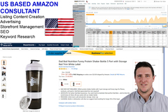Package: Amazon Storefront Listing Creation and Optimization