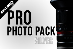 Package: ⭐⭐⭐⭐⭐ Pro Photo Pack - Silver - Heroic Studio & Lifestyle