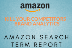 Package: Get Your Competitor's Keywords via Brand Analytics