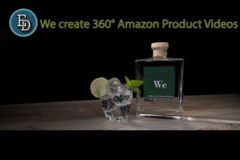 Package: 360° 4K Amazon Product Video w/ Music