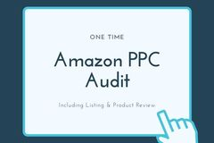 Package: One-Time PPC Audit and Optimization (incl Listing review)