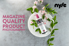 Package: Magazine Quality Photography With Model - 10 Pack