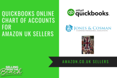 Package: Quickbooks Online Chart of Accounts for UK Sellers