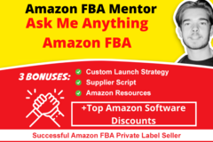 Package: 1 Hour Call Amazon FBA | Consulting | Coaching | Mentor