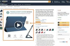 Package: Add video to Amazon UK listing without Brand Registration