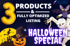 Package: *LIMITED* 3 PREMIUM PRODUCTS + FULLY OPTIMIZED LISTING