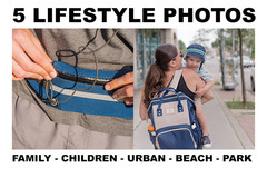 Package: 5 Beach/Urban Lifestyle Photos