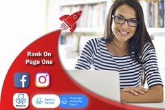 Package: Advanced ManyChat, Ultimate KW Ranking and Review Services