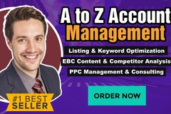Package: A to Z Amazon Account Management