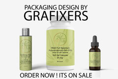 Package: PACKAGING DESIGN on *SALE*