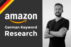 Package: German Amazon Keyword Research