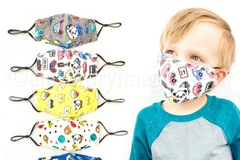 Package: Child Model with White Background & Infographics