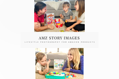 Package: Child Lifestyle Photography for Amazon Products
