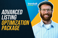 Package: Listing Optimization -Front/Back End + Brand Analytics