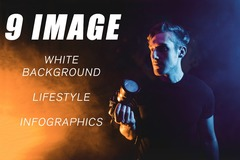 Package: 9 IMAGE PHOTOGRAPHY PACKAGE