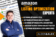 Package: **SALE** Listing Optimization