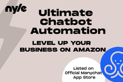 Package: Level Up Business on Amazon with Ultimate Chatbot Automation