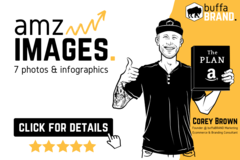 Package: 7 Product Images | 3 Product, 3 Lifestyle, 1 Infographic