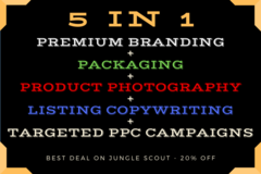 Package: 5 in 1 PACKAGE FOR SALES DOMINATION - 20% off, limited offer
