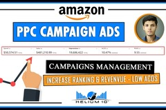 Package: setup and optimize your amazon PPC advertising campaigns