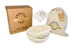 Package: Package design including Logo, Insert card and Gift tag