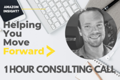 Package: 1 HOUR CONSULTING CALL WITH TWO AMAZON FBA SELLERS!
