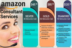 Package: Amazon Consultant - Product Launching & Account Management