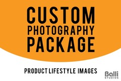 Package: Custom Order for Mutjida Designs - Lifestyle Photography