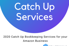 Package: 2020 Monthly Catch Up Bookkeeping