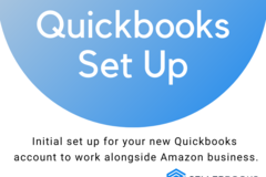 Package: Quickbooks Set Up for Amazon Business