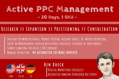 Package: Active PPC Management (60 Days, 1 SKU)