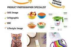 Package: Product Photography:  Lifestyle, Still Images, Infographic