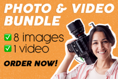 Package: Ultimate photo & video bundle