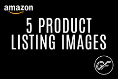 Package: 5 Product Listing Images