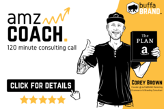 Package: 120 Minute Coaching Call | FBA, PPC, Account Management