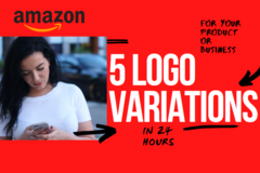 Package: 5 LOGO variations