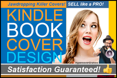Package: Killer Kindle Book Cover Design that Sells! Non-Fiction