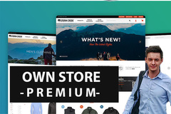 Package: Your OWN  Brand STORE - P R E M I U M -