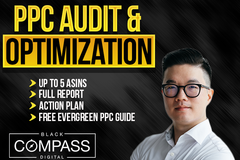 Package: COMPLETE PPC Audit (UP TO 5 ASINs)