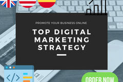 Package: effective digital marketing strategy es en