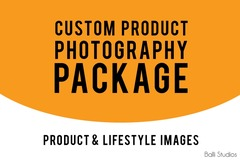 Package: Custom Photography & Infographics for Roger