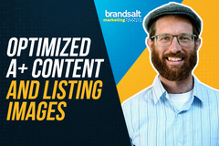Package: Optimized Listing, 6 Image Enhancements, and A+ Content